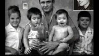 Johnny Cash Send A Message To Vivian