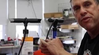 Best Floor Pumps - Serfas vs Park Tool Comparison - BikemanforU