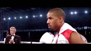 CREED The Movie .BEST Boxing ENTRANCE Scene (Creed vs Conlan)
