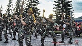 Wardance UPNM 2016 -XCountry Pahlawan 2016