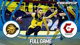 KB Peja (KOS) v Gaziantep (TUR) - Full Game - FIBA Europe Cup 2016/17