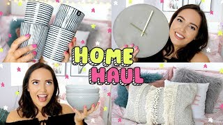 HOMEWARE HAUL 🌻 (it's huge lol oops i was spendy)