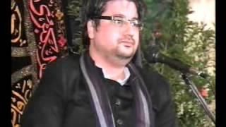Allama Amjad Raza Johri 17 April 2011 In Jamber By Sibit Naqvi P-5.avi