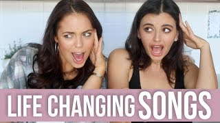 THESE SONGS WILL CHANGE YOUR LIFE ft. CLAUDIA SULEWSKI! | Rebecca Black
