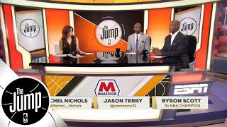 Who is under more pressure in Game 3: Warriors or Rockets? | The Jump | ESPN