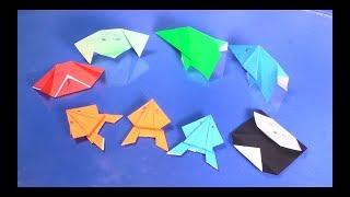 5 Origami Hewan Sederhana