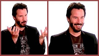 KEANU REEVES (54) On WHY He NEVER AGES (But Can