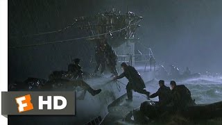 U-571 (5/11) Movie CLIP - Infiltrating the German Sub (2000) HD