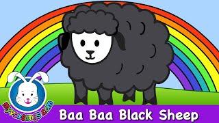 Baa Baa Black Sheep | Nursery Rhymes