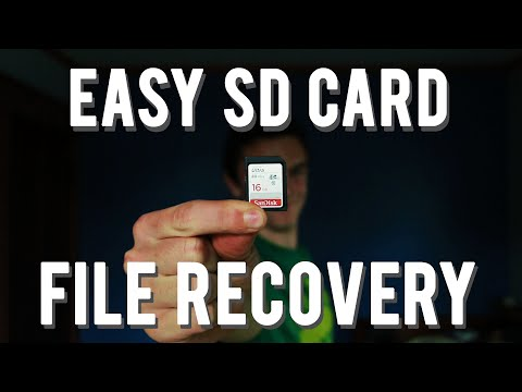 Xxx Mp4 How To Recover Deleted Files From An SD Card How To Recover Files From A Formatted SD Card 3gp Sex