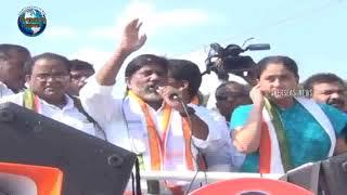 Mallu Bhatti Vikramarka Seeks Voters supports to defeat KCR in Karimnagar | Overseas News