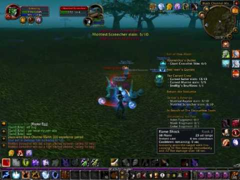 Let's Play World Of Warcraft Part24 Levels 27-28