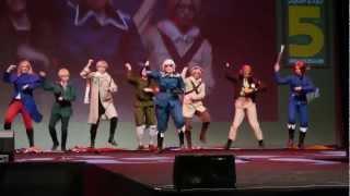 Hetalia The Musical - Skit
