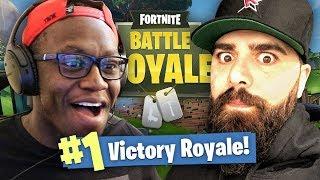 DEJI AND KEEMSTAR DUOS!! - Fortnite: Battle Royale