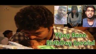Actor VIJAY BIRTHDAY SPECIAL VIDEO | Dedicated to Vijay anna Fans