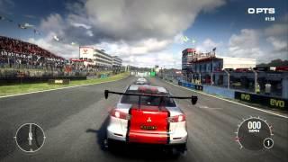Grid 2™: Online Multifailure #25 - Holy Drift Cars DLC, Batman!