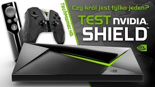 NVIDIA ShieldTV 2017 - Pełna recenzja