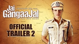 'Jai Gangaajal' Official Trailer 2 | Priyanka Chopra | Prakash Jha | Releasing On 4th March, 2016