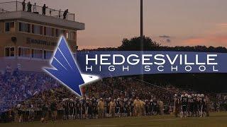 Hedgesville High School Football Game - Sept. 23, 2016
