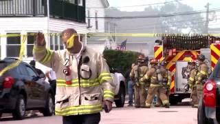 WEST WARWICK FIREWORK ACCIDENT