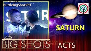 Little Big Shots Philippines: CY | 4-year-old Baby Astronaut