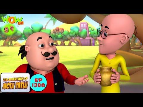 Sniffer Dog - Motu Patlu in Hindi