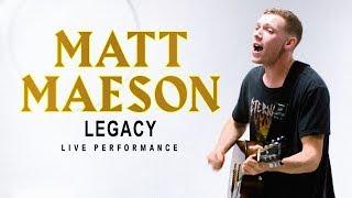 Matt Maeson - Live Performance