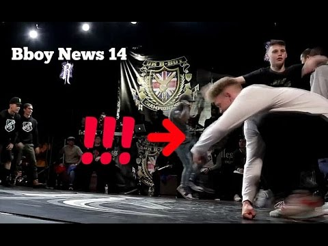 UK Bboy Championships controversy, WTF?!? Results and discussion. Bboy news 14.