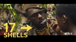 Netflix's Beasts of No Nation Preview - By The Numbers
