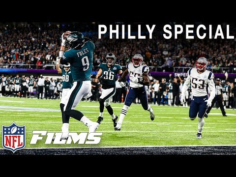 Philly Special The Story Behind the BOLDEST Trick Play in NFL History NFL Films