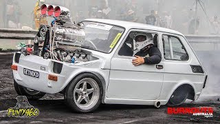 WORLD'S CRAZIEST FIAT NIKI!!!!