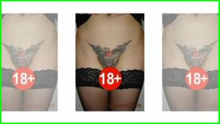 TattooS on WomenS Private Parts 18 | sex video | artist | unique | arrow |  top 10 |  how to draw