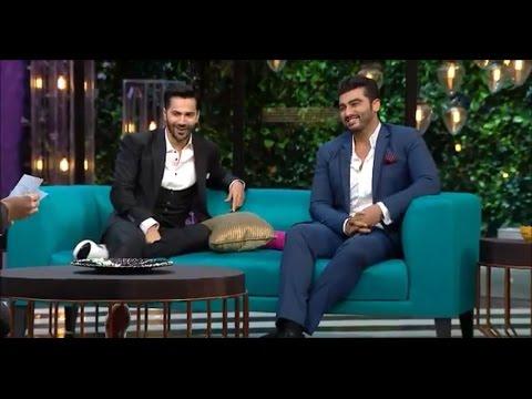 Koffee With Karan Season 5: Varun Dhawan And Arjun Kapoor's Gay Act Steals The Karan Johar Show