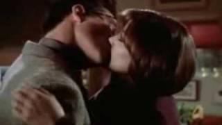 Lois e Clark Romantic Moment