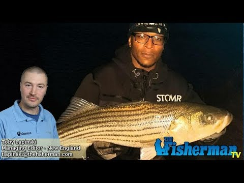 March 1, 2018 New England Fishing Report with Toby Lapinski