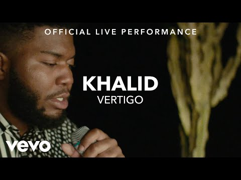 Download Khalid - Vertigo Official Live Performance (Vevo X) free