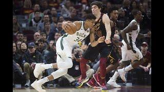 NBA: Antetokounmpo drops career-high 44 in Bucks