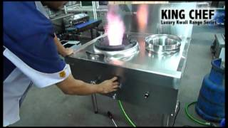King Chef Kwali Range Type K & Q series