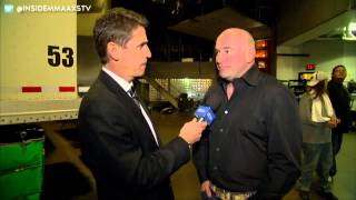 Dana White on UFC 153, Jeremy Stephens