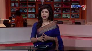 NEWS24 সংবাদ at 7pm News on 20th March, 2018 on News24
