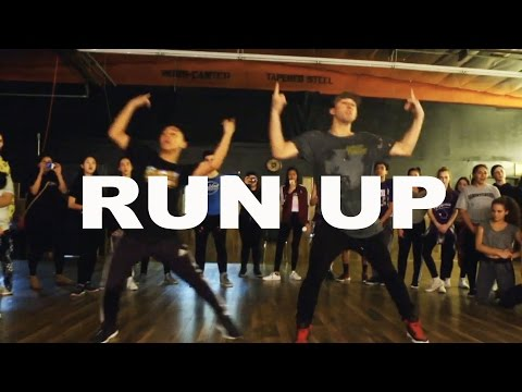 RUN UP Major Lazer ft Nicki Minaj Dance MattSteffanina Choreography
