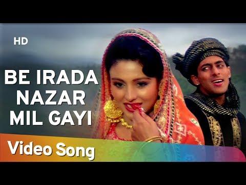 Xxx Mp4 Be Irada Nazar Mil Gayi To Salman Khan Chandni Sanam Bewafa Hindi Song 3gp Sex