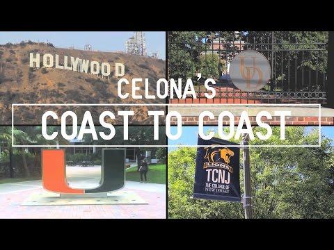 Celona's Coast to Coast: WE'RE BACK!