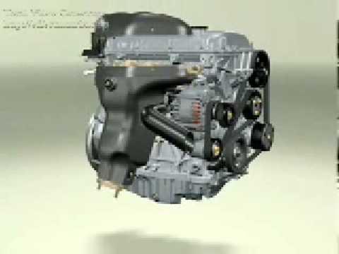 Montagem e Funcionamento de um Motor