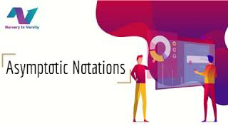 Asymptotic Notations | asymptotic analysis | data structure and algorithm | tutorial | free course