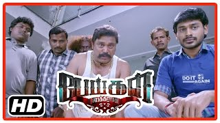 Peigal Jaakirathai Tamil Movie | Scenes | Jeeva helps Thambi Ramaiah to realise there are no ghosts