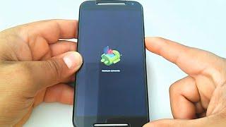 Hard Reset Motorola Moto G, G2 segunda geração XT1032, XT1033, XT1068, XT1069, XT1078, Desbloquear