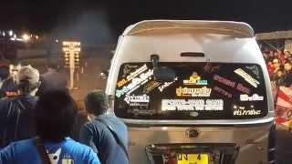 van drag racing Thailand รถตู้ซิ่ง !! By อู่ช่างหรั่ง