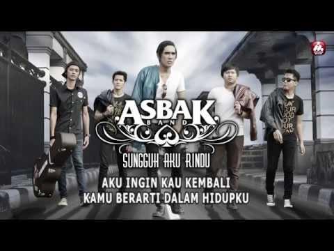 Xxx Mp4 Asbak Band Sungguh Aku Rindu Official Lyric Video 3gp Sex
