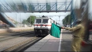 'IR' A TALE OF HIGH SPEED SUPERFAST TRAINS OF INDIAN RAILWAYS   :-)